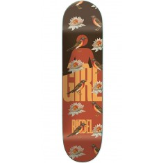 Girl Biebel Sanctuary Skateboard Deck - 8.00""
