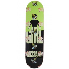 Girl McCrank Sanctuary Skateboard Deck - 8.25""