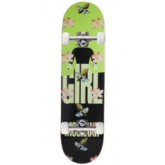 Girl McCrank Sanctuary Skateboard Complete - 8.25""