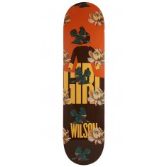 Girl Wilson Sanctuary Skateboard Deck - 7.875""