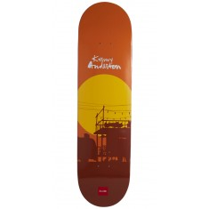 Chocolate Anderson Classic Sun Series Skateboard Deck - 8.125""