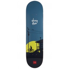 Chocolate Hsu Classic Sun Series Skateboard Deck - 8.00""