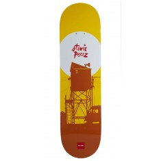 Chocolate Perez Classic Sun Series Skateboard Deck - 8.25""