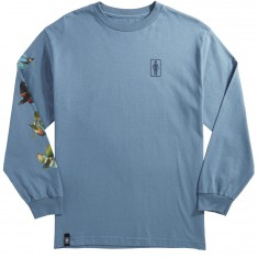 Girl Sanctuary Longsleeve T-Shirt - Slate