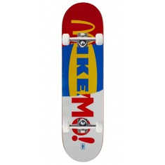 Girl One Off Skateboard Complete - Mike Mo - 8.125""