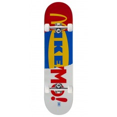 Girl One Off Skateboard Complete - Mike Mo - 7.75""