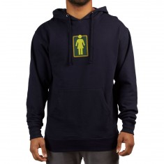 Girl Outside Hoodie - Slate