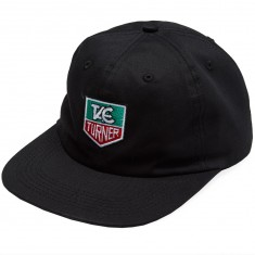 Girl Tae Snapback Hat - Black