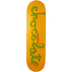 Chocolate Original Chunk Skateboard Deck - Tershy - 8.5""