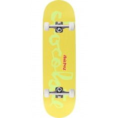 Chocolate Stevie Perez Original Chunk Skateboard Complete - 8.375""