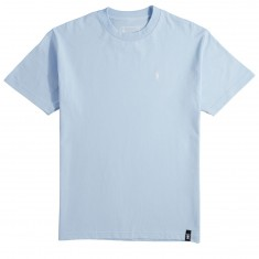 Girl Micro OG Embroidered T-Shirt - Light Blue