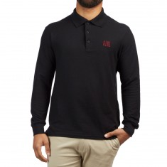 Girl Campus Polo Shirt - Black