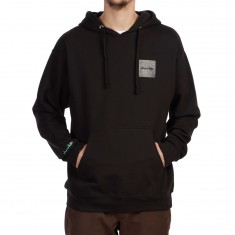 Chocolate Lost Chunk Hoodie - Black