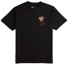 Chocolate X Sanrio Karaoke T-Shirt - Black