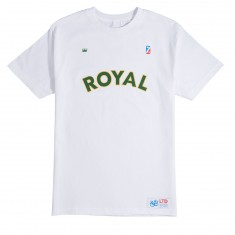 Royal Seattle T-Shirt - White