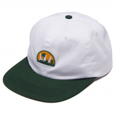 Royal Seattle Hat - White/Green