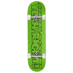 Girl Yeah Right! Skateboard Complete - 8.00""