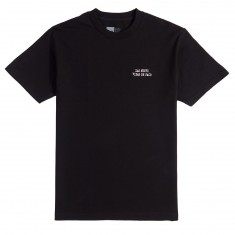 Chocolate Paco T-Shirt - Black