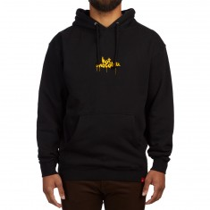 Chocolate Hot Chocolate Hoodie - Black