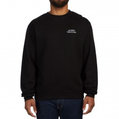Chocolate Paco Sweatshirt - Black