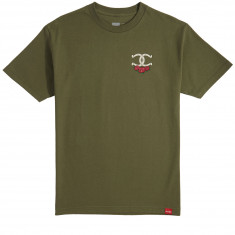 Chocolate City Cowboys T-Shirt - Army Green