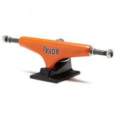 Royal Giant Skateboard Trucks - Orange/Black