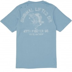 LRG 47 Fighter T-Shirt - Dusk Blue