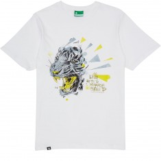 LRG Tiger Burst T-Shirt - White