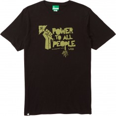 LRG Power To All T-Shirt - Black