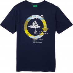 LRG Cycle Brush T-Shirt - Navy Blue