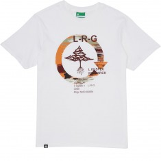 LRG Cycle Brush T-Shirt - White