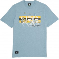 LRG Dirt League T-Shirt - Venice Blue Heather