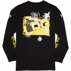 LRG Dot Longsleeve T-Shirt - Black