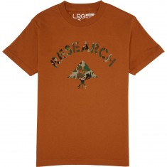 LRG Research Arch T-Shirt - Texas Orange