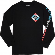 LRG Research Box Longsleeve T-Shirt - Black