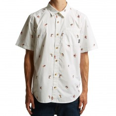 LRG Geo Figure Shirt - White