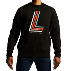 LRG LRGroup Crewneck Sweatshirt - Black