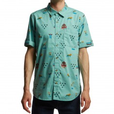 LRG Karma Shirt - Nile Blue