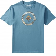 LRG Paint 47 Icon T-Shirt - Slate