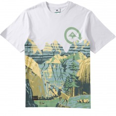 LRG Scenic Knit T-Shirt - White