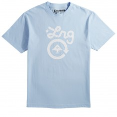 LRG Cycle Logo T-Shirt - Powder Blue