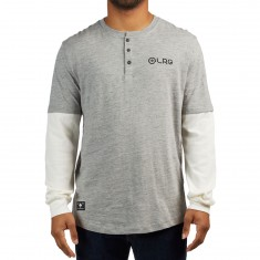 LRG Double Up Longsleeve Shirt - Ash