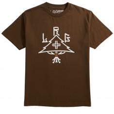 LRG Tree Turf T-Shirt - Coffee