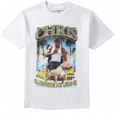 LRG X Boyz N The Hood Chris T-Shirt - White