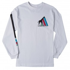LRG The Original Prism Longsleeve T-Shirt - White