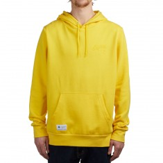 LRG Mr Class Thin Vintage Hoodie - Yellow