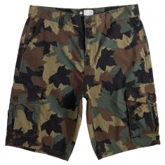 LRG RC Ripstop Cargo Shorts - Leaf Camo