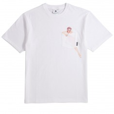 LRG Hello Windy Pocket T-Shirt - White
