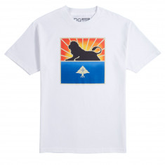 LRG Lion Sunrise T-Shirt - White