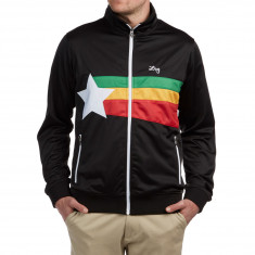 LRG Irie Track Jacket - Black